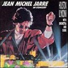 jean michel jarre in concert - houston lyon with orchestra and choir CD 1987 dreyfus polydor mint