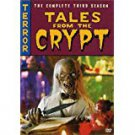 tales from the crypt - complete third season DVD 3-discs 2006 warner used mint