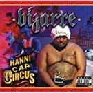 bizarre - hanni cap circus CD 2005 sanctuary arsenal red head 20 tracks used mint