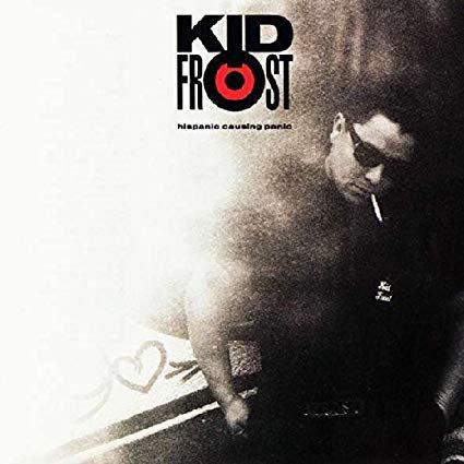 kid frost - hsipanic causing panic CD 1990 virgin 10 tracks used mint