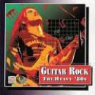 guitar rock the heavy '80s - various artists CD 1995 warner time life 18 tracks used mint