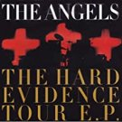 the angels - hard evidence tour E.P. CD 1995 mushroom 4 tracks used mint