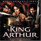 king arthur - original score by hans zimmer CD 2004 hollywood 7 tracks used mint