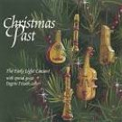 christmas past - early light consort with eugene friesen, cello CD 1989 used like new