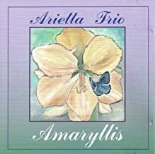 arietta trio - amaryllis CD 2004 cygnet studios 16 tracks used mint