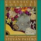stevan pasero - classical bouquet CD 1990 sugo 15 tracks used mint