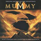 mummy - original motion picture soundtrack - jerry goldsmith CD 1999 decca 15 tracks used