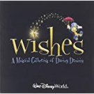 wishes: a magical gathering of disney dreams CD 2004 buena vista 10 tracks used mint
