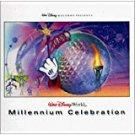 walt disney world millennium celebration CD 1999 used mint