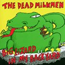 dead milkmen - big lizard in my backyard CD 1985 restless fever golf pro 21 tracks used mint