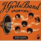 j. geils band = showtime! CD 1995 BGO 11 tracks used like new
