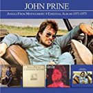 john prine - angels from montgomery: 4 essential albums 1971 - 1975 CD 2-discs 2014 raven used mint