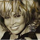 tina turner - all the best the hits CD 2005 capitol 18 tracks used mint