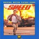 speed - original motion picture score CD 1994 fox 19 tracks used mint