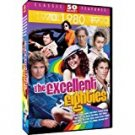 Excellent Eighties - 50 Movie Pack including Bail Out, Cave Girl, My Chauffeur DVD 2012 used mint