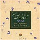 eric tingstad & nancy rumbel - acoustic garden CD 2002 narada 13 tracks used mint