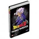 dragon ball z: history of trunks / bardock the father of goku DVD 2-discs 2008 finimation used