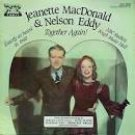 jeanette macdonald & nelson eddy - together again! Cd 1995 sandy hook 9 tracks used mint