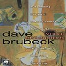 dave brubeck - vocal encounters CD 2001 sony columbia legacy 18 tracks used mint