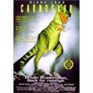 carnosaur - diane ladd DVD 1993 2000 new horizons R 83 minutes used like new
