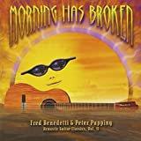 fred benedetti & peter pupping - morning has broken: acoustic guitar classics vol. II CD 2001 petrus