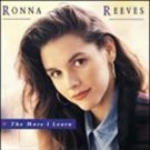 ronna reeves - the more i learn CD 1992 mercury polygram 10 tracks used