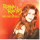 ronna reeves - what comes naturally CD 1993 polygram 11 tracks used like new