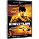 above the law - special collector's edition DVD 2007 star tv NR widescreen used like new