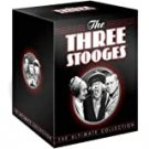 three stooges ultimate collection DVD 20-discs 2012 sony new factory-sealed