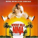 beverly hills ninja - original motion picture soundtrack CD 1997 EMI 18 tracks used like new