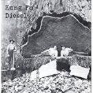 kung fu diesel - hometown live CD 1997 whompbag music 11 tracks used like new