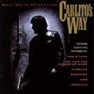 carlito's way - music from the motion picture CD 1993 sony 13 tracks used like new