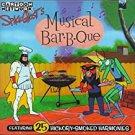 spike ghost's musical bar-b-que CD 1997 cartoon network kid rhino 38 tracks used like new