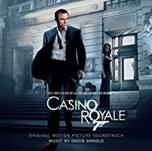 casino royale - original motion picture soundtrack - david arnold CD 2006 sony used like new
