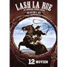 lash la rue - 12 movies collector's set DVD 2013 echo bridge 2-discs used like new