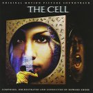 the cell - original motion picture soundtrack CD 1998 new line 20 tracks used like new