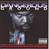 dangerous ground - music from original motion picture soundtrack CD 1997 jive zomba used like new