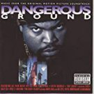 dangerous ground - music from original motion picture soundtrack CD 1997 BMG Direct  used like new