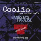 coolio featuring L.V. - gangsta's paradise - from dangerous minds CD single 1995 MCA 2 tracks used
