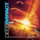 deep impact - music from the motion picture - james horner CD 1998 sony 12 tracks used like new