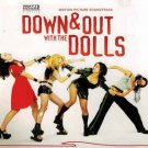 down and out with the dolls - motion picture soundtrack CD 2002 lakeshore 12 tracks used like new