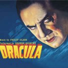 dracula - philip glass performed by kronos quartet CD 1999 nonesuch 26 tracks used like new