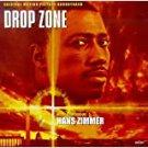 drop zone - original motion picture soundtrack CD 1994 varese sarabande 8 tracks used like new