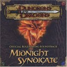 dungeons & dragons - official roleplaying soundtrack - midnight syndicate CD 2003 linfaldia used