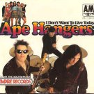 ape hangers - i don't want to live today - from empire records soundtrack CD 1995 A&M 2 tracks
