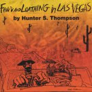 fear and loathing in las vegas by hunter s. thompson CD 1996 margaritaville 14 tracks used like new
