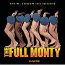 full monty - original broadway cast recording CD 2000 RCA victor 15 tracks new factory-sealed