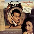 groundhog day - music from the original motion picture soundtrack - george fenton CD 1993 like new