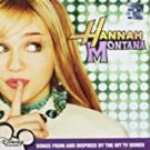 hannah montana - songs from and inspired by the hit TV series CD 2006 disney 13 tracks used like new