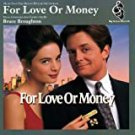 for love or money - music from the motion picture soundtrack - bruce broughton CD 1993 like new